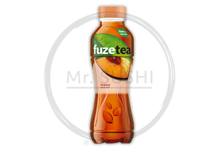 Foto Fuze Tea Peach Black Tea